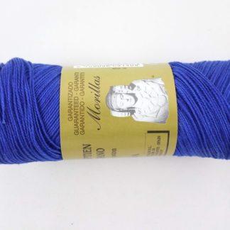 Zepelín color marino 10 de algodón perlé 100% egipcio