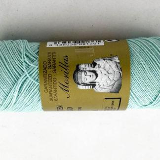 Zepelín color azul 4 de algodón perlé 100% egipcio