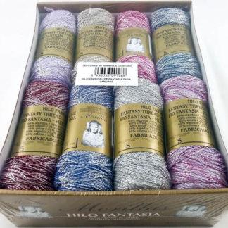 Caja 16 zepelines N5 bombilla colores oscuros de fantasía